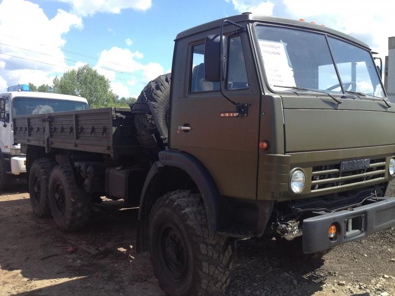 КАМАЗ-4310 бортовой