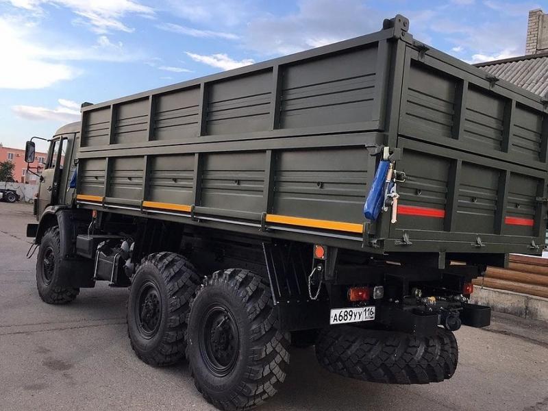 КАМАЗ-4310 сельхозник