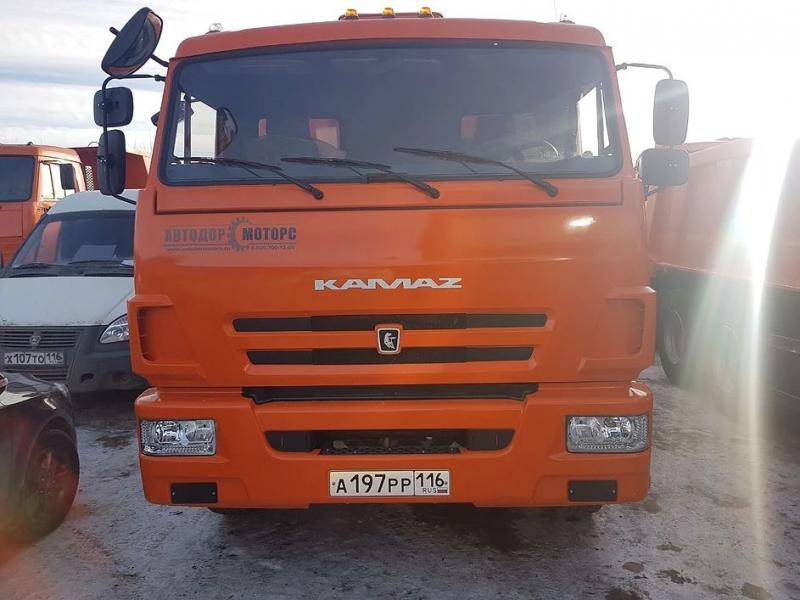 КАМАЗ 65115 2017 г