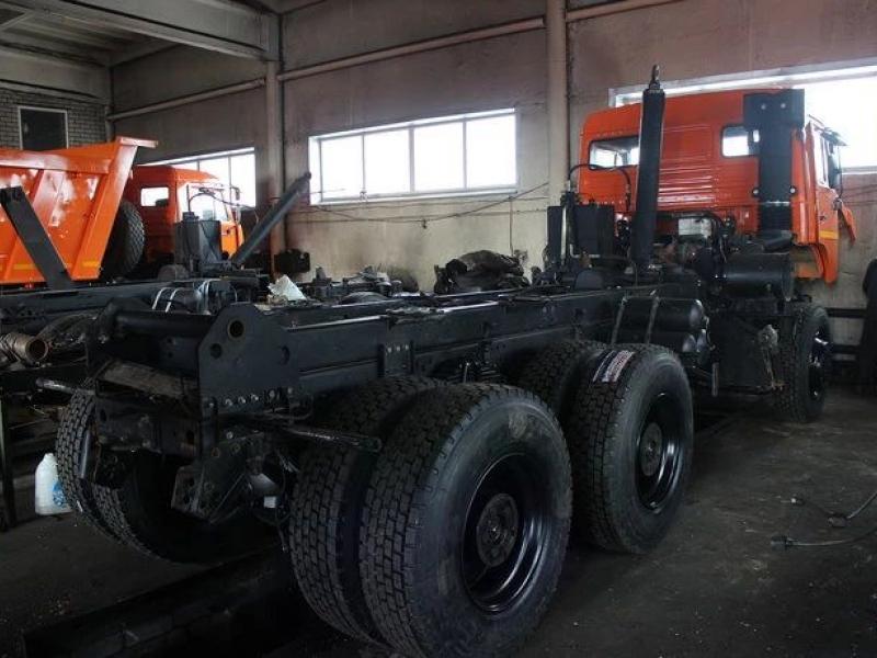 КАМАЗ 6520 2015 г