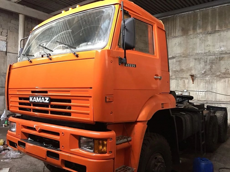 КАМАЗ 65225 2008 г