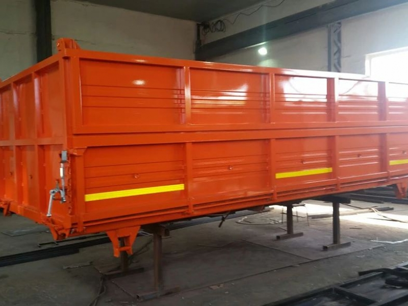 Бортовая платформа КАМАЗ 45143