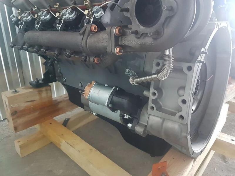 Двигатель КАМАЗ-740.50