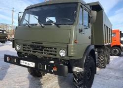 КАМАЗ-4310 самосвал