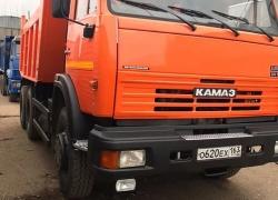 КАМАЗ 65115 2011 г