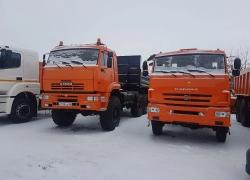 КАМАЗ 65221 2011 г