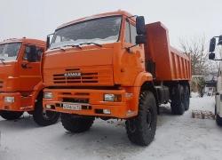 КАМАЗ 65222 2012 г