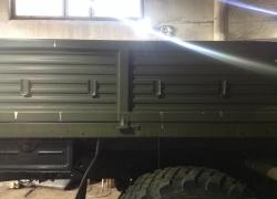 Бортовая платформа КАМАЗ 5320