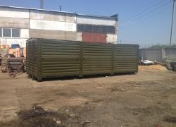 Бортовая платформа КАМАЗ зерновоз