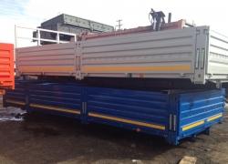 Бортовая платформа КАМАЗ 65117