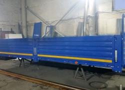 Бортовая платформа КАМАЗ 53215